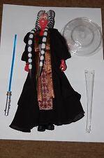 "Shaak Ti Jedi Knight 12"" Figure-Hasbro-1/6 Scale-Star Wars-Customize Side Show"