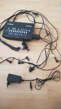 Yamaha DTX402 Drum-Modul mit Kabel und Netzteil, gebraucht