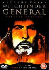Witchfinder General (DVD / Vincent Price / Michael Reeves 1968)