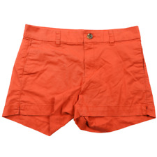 Old Navy Orange Red Shorts Women's Size 4