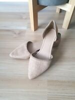 Rubi womens Loafer tan size 36, flat shoes, casual, work