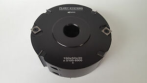 Hm Seaming Head Fügekopf Groove Cutters Fügefräser 150 x 50 X 30 MM New By Flury
