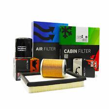 Kit 4 filtri per tagliando OPEL ASTRA H 1.7 CDTI 80-100-101 cv 59-74 kw Champion