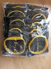 "Nike LIVESTRONG Bracelet Wristband (LOT OF 10) sz L/XL (8""/202mm)"