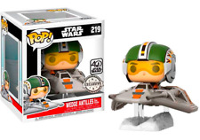 Figura Funko Pop! STAR WARS Wedge Antilles with snow speeder #219 Exclusive