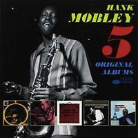 Hank Mobley - 5 Original Albums [CD]