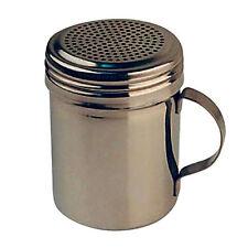 Dredge Pepper Salt Powder Sugar Shaker 10oz With Handle Spice Baker Kitchen Bake