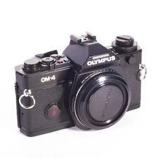 Olympus OM-4 35mm Film Body - Film Tested New Light Seals!