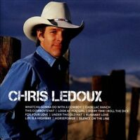 *NEW/SEALED* Icon Chris LeDoux CD 2013 Capitol 11 SONGS FAST FROM USA SHIPPING