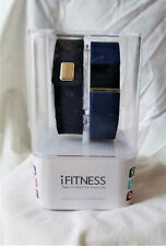iFitness Watch - Blue With Additional Black Band - Tested and Works