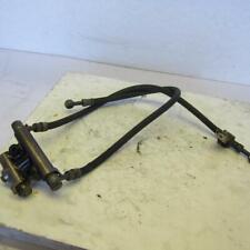 HBR2236 FIT HEL Stainless Brake Hose Rear Honda GL1000 Goldwing 1976/>