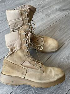 Belleville Desert Combat Boots Size 9 R UNBOXED With Tags Aircrew Top Grade 1