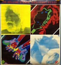 """The Rolling Stones Emotional Rescue 24""""x24"""" In Store 1980 Promo Poster USA"""