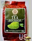 Mlesna SourSop Black Tea Ceylon tea Natural flavored  Tea 100 g 200 g 500 g