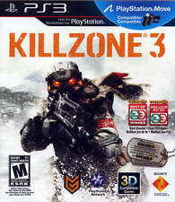 Killzone 3  - Sony Playstation 3 Game