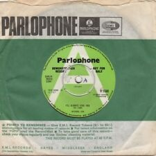 Michael Cox I'll Always Love You Parlophone Demo R 5580 Soul Northern Motown
