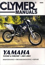 download now yamaha yz250 yz 250 2001 01 2 stroke service repair workshop manual instant download