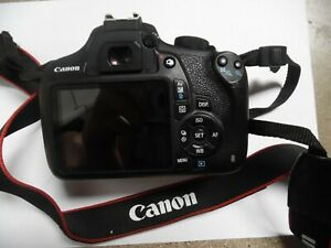 Canon T5 DSLR Camera Black and Charger (Body Only)