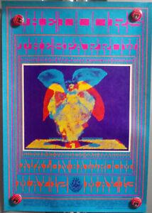 The DOOrS SpaRRoW AvaLon BaLLrOOm FD61 FirSt Print 1967 PoSter