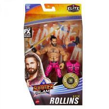 WWE Mattel Elite Collection 86 Summerslam Seth Rollins Wrestling Figure