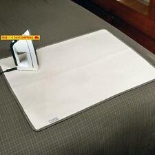 """Polder Lda-53006-82 Travel Ironing Blanket, 29.5"""" X 22.75"""" Surface, Natural"""