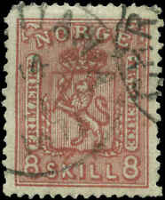 Norway Scott #15 Used Cats $70
