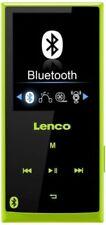 Reproductores de MP3 verde con 8 GB de almacenamiento