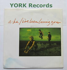 """A-HA - I've Been Losing You - Excellent Con 7"""" Single Warner Brothers W 8594"""