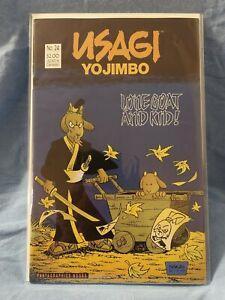 Usagi Yojimbo 24 1st Series Very Fine Condition