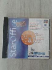 StarOffice 3.1 OEM Mac-Version CD-R