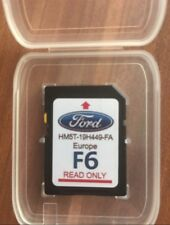 NEW FORD 2017/2018 F6 SYNC2 SD CARD NAVIGATION MAP EUROPE LATEST UPDATE