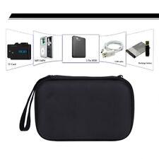 1Pcs Hard Pouch EVA PU Carrying Case Bag for 2.5'' External Hard Drive Portable