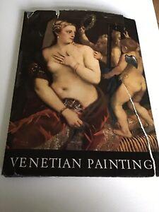 Venetian Painting Jean-Louis Vaudoyer 47 Colour Prints 1958