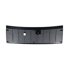1983-1993 Ford Mustang - Cobra Black Cowl Vent Grille Grill Top Wiper Cover
