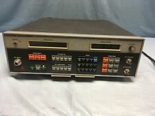 Marconi 2305 High Performance Modulation Meter TESTED