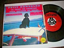 PETIT GONZALES-LE TWIST DU CANOTIER  BY LES BLA-BLA-BLAS EP SAPPHIR LDP 5062 NM