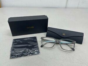 Matsuda M1018 Eyeglasses - Matte Grey Stone