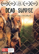 DEAD SUNRISE - DVD - horror zombie film - gore grindhouse blood mayhem movie