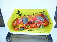 Burago 1/18 FERRARI F-40 CAVALLO SERIMANTE LIM ED KROYMANS 85/OF 500 TOP IN BOX