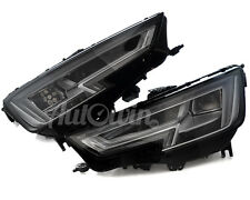AUDI A4 2015-2018 FULL LED HEADLIGHT RIGHT AND LEFT RH LH GENUINE OEM NEW