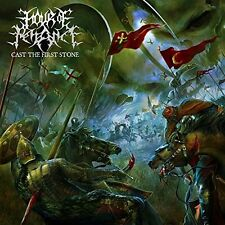 Hour Of Penance - Cast The First Stone [CD]