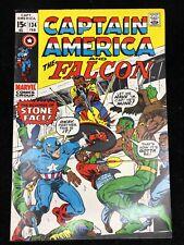 Captain America #134 (Feb 1971, Marvel) 8.5 VF+