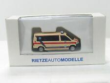Rietze 51620 VW T5 KTW Ambulance Vimperk Tschechien 1/87 OVP (BD4256)