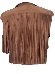 Fringed/tassled Jacket