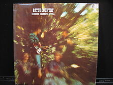 CREEDENCE CLEARWATER REVIVAL BAYOU COUNTRY LIBERTY 83261 BRITISH IMPORT RECORD