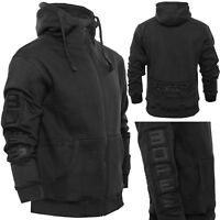 "BORES Motorrad Hoodie FASHION STYLE ""No Safety 3"" Jacke Pullover winddicht"