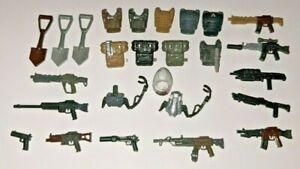 Call of Duty COD Mega Bloks Construx Lot Minifig Mini Figure Accessory Pieces #2