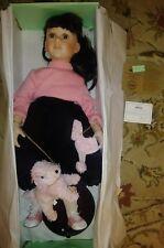 "NRFB Rare Seymour Mann ""Peggy Sue"" 1950's Poodle Skirt w/ Poodle 24"" Doll"