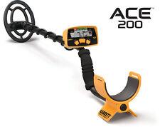 Garrett Ace 200 Metal Detector Submersible Coil, Free Shipping & 2017 Calendar