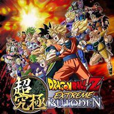 Dragon Ball Z: Extreme Butoden (Nintendo 3DS, 2015)